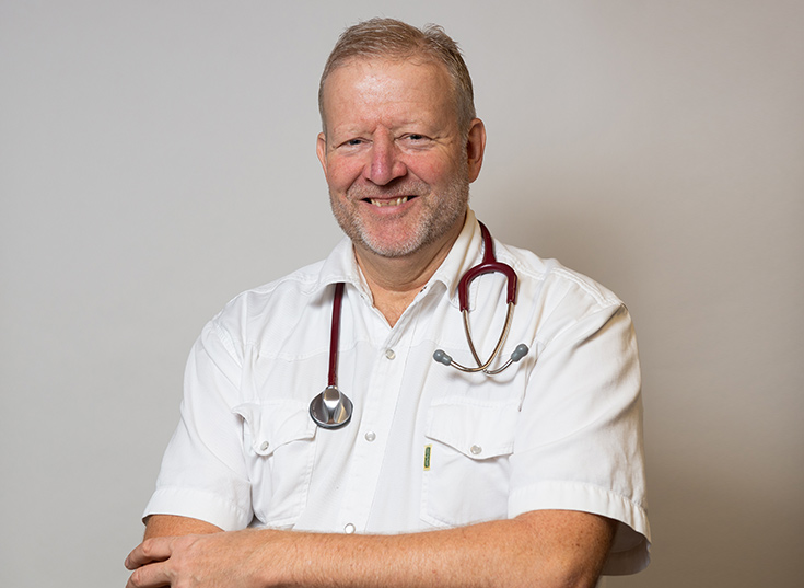 Dr. med Andreas Aebersold