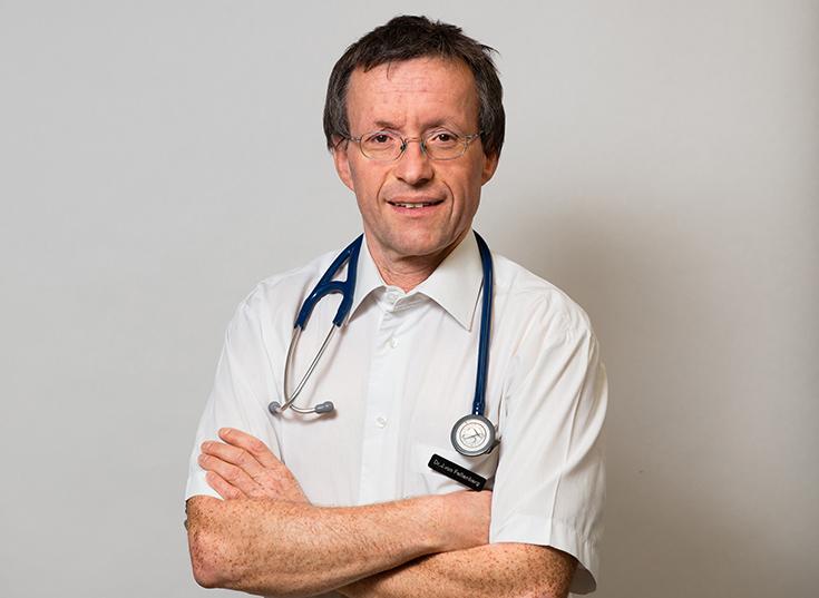 Dr. med. Johann von Fellenberg