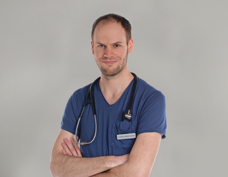 Dr. med. Beat Wolfensberger